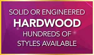 Save on Solid and Engineered Hardwood flooring during our Gold Tag sale at Abbey Carpet of Hawthorne
