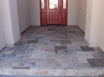 Custom project by Oasis Floors & Design Center in Lake Havasu City, Arizona