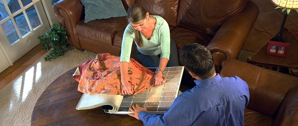 Shop at home - let Abbey Carpet & Floor of Naples bring the store to you - Simple. Convenient. Stress-Free
