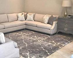 Abbey Carpet & Floor of Naples offers a wide range of services including area rug installations!  Come browse our huge selection of area rugs today!