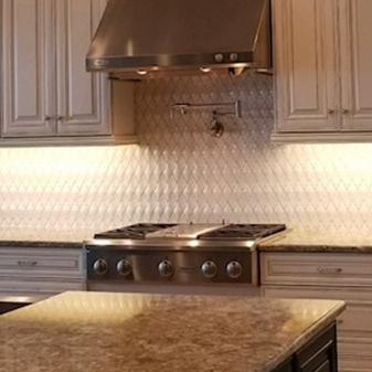 Kitchen Backsplash by Abbey Carpet of Naples, Florida