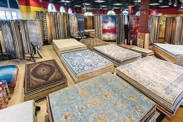 Naples Area Rug Department