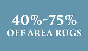 Save on Area Rugs during the National Gold Tag Flooring Sale at Abbey Carpet & Floor in Naples, FL