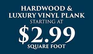 Hardwood and Luxury Vinyl Plank End of Summer Sale at Abbey Carpet and Floors