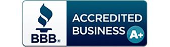 Castle Floors is an accredited business with the BBB since 1997 with an A+ rating.