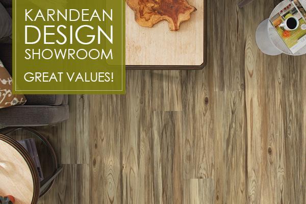 Karndean design showroom - GREAT VALUES!