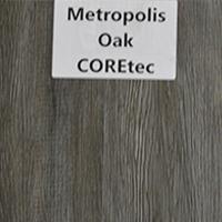 Coretec Metropolis Oak